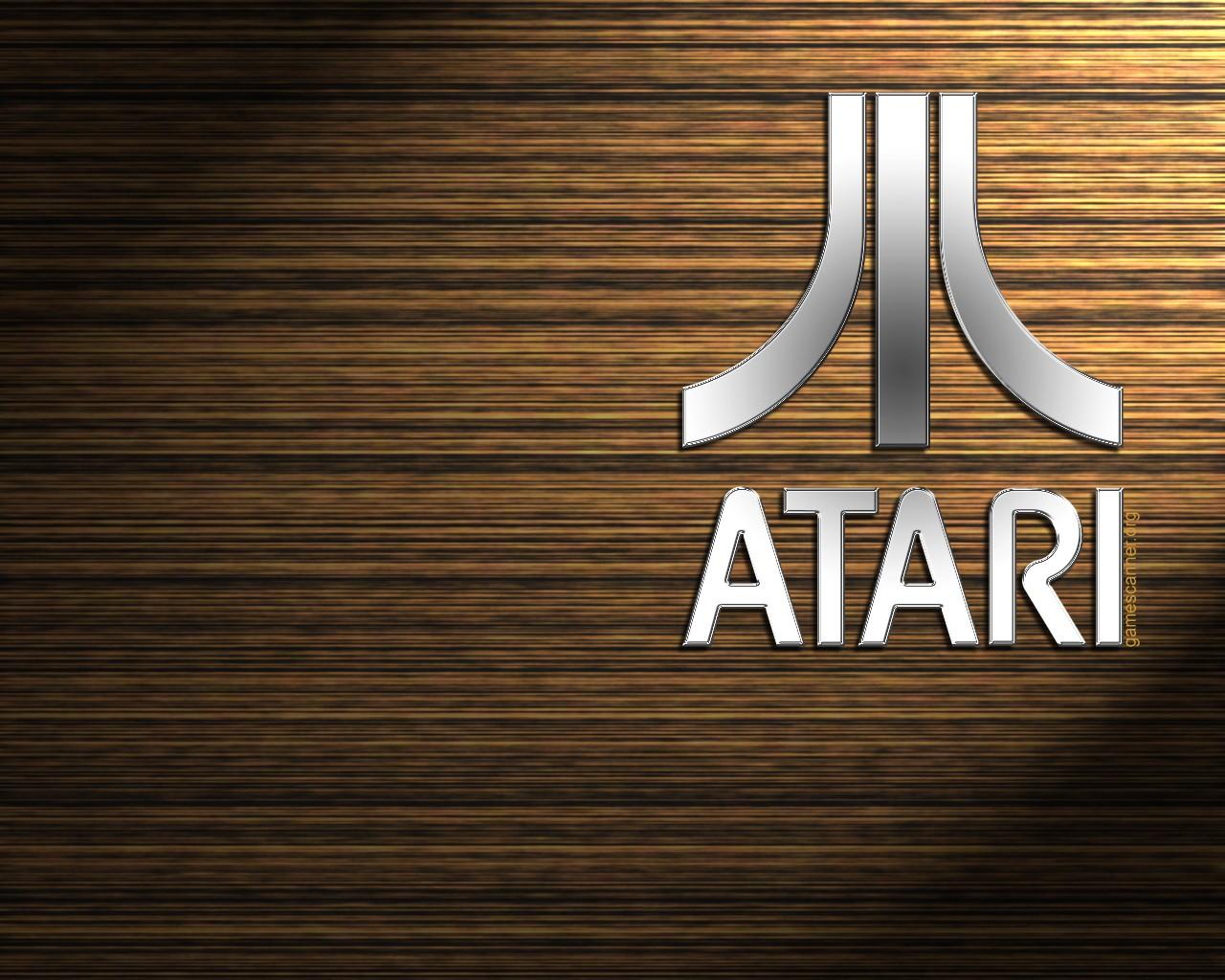 Masaüstü Minimalizm Metin Logo Desen Bilgisayar Atari Eski