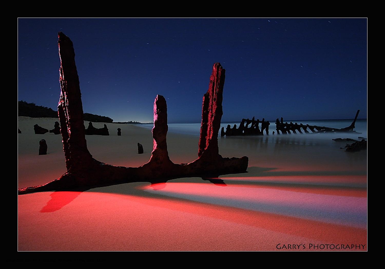 Masaustu Okyanus Gece Fotografciligi Deniz Manzarasi Hafif