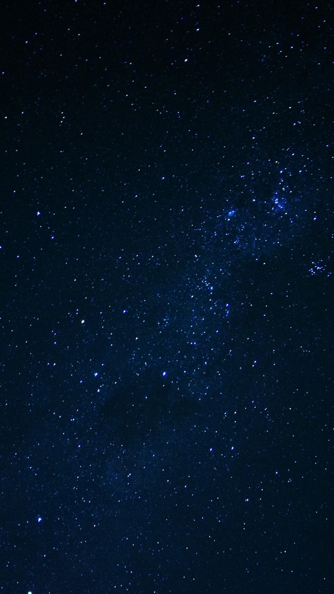 Fondos de pantalla noche galaxia cielo estrellas for Espacio exterior 4k
