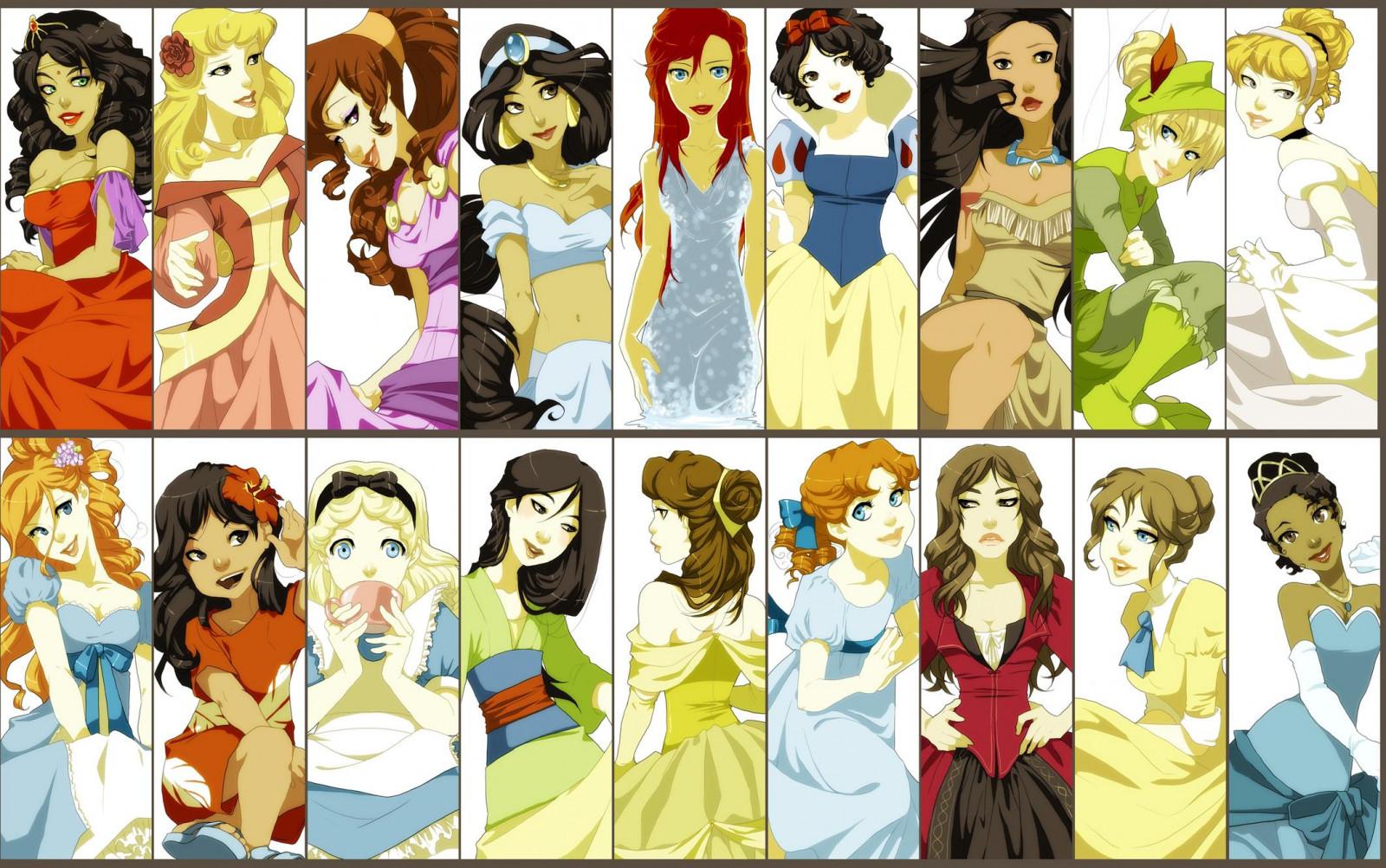 Wallpaper Illustration Fantasy Art Anime Collage Cartoon