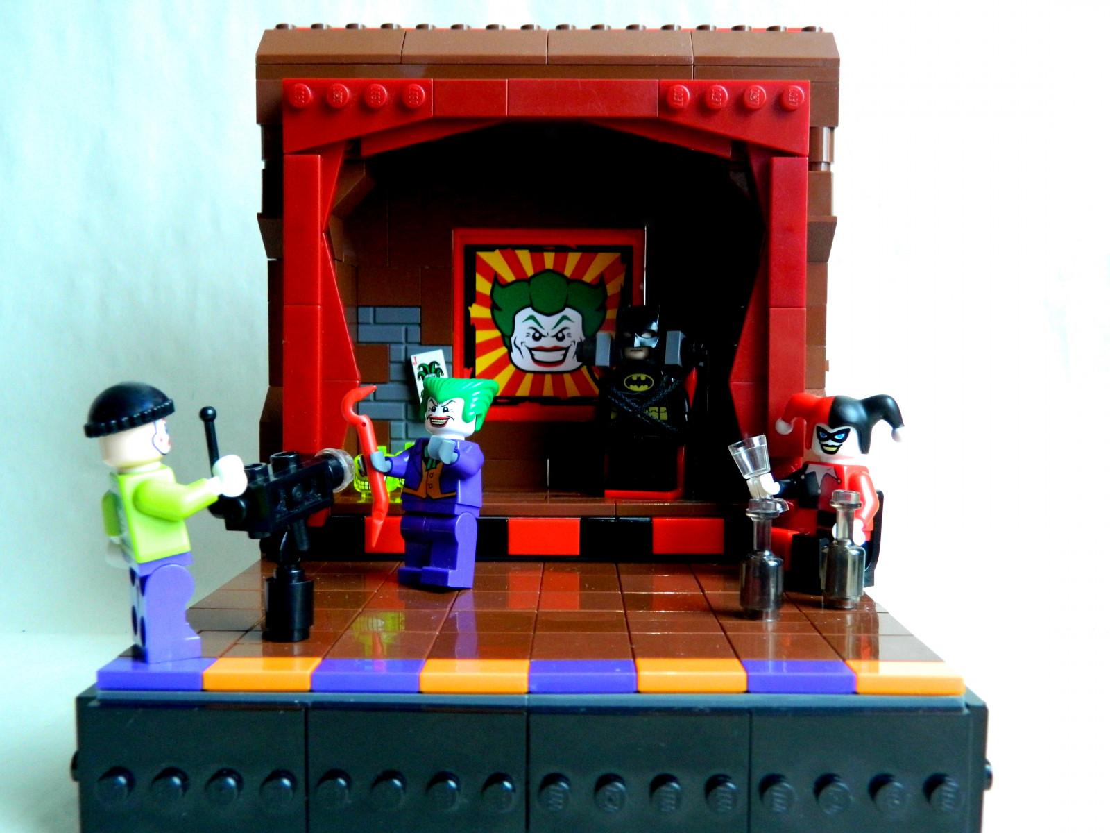 wallpaper batman joker lego toy comics clown quinn. Black Bedroom Furniture Sets. Home Design Ideas