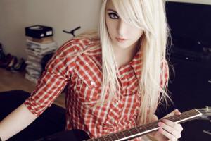 Wallpaper : Aviana Blue, blonde, photography, tattoo