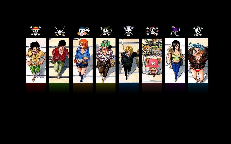 Wallpaper Window Anime Glass One Piece Sanji Monkey D Luffy