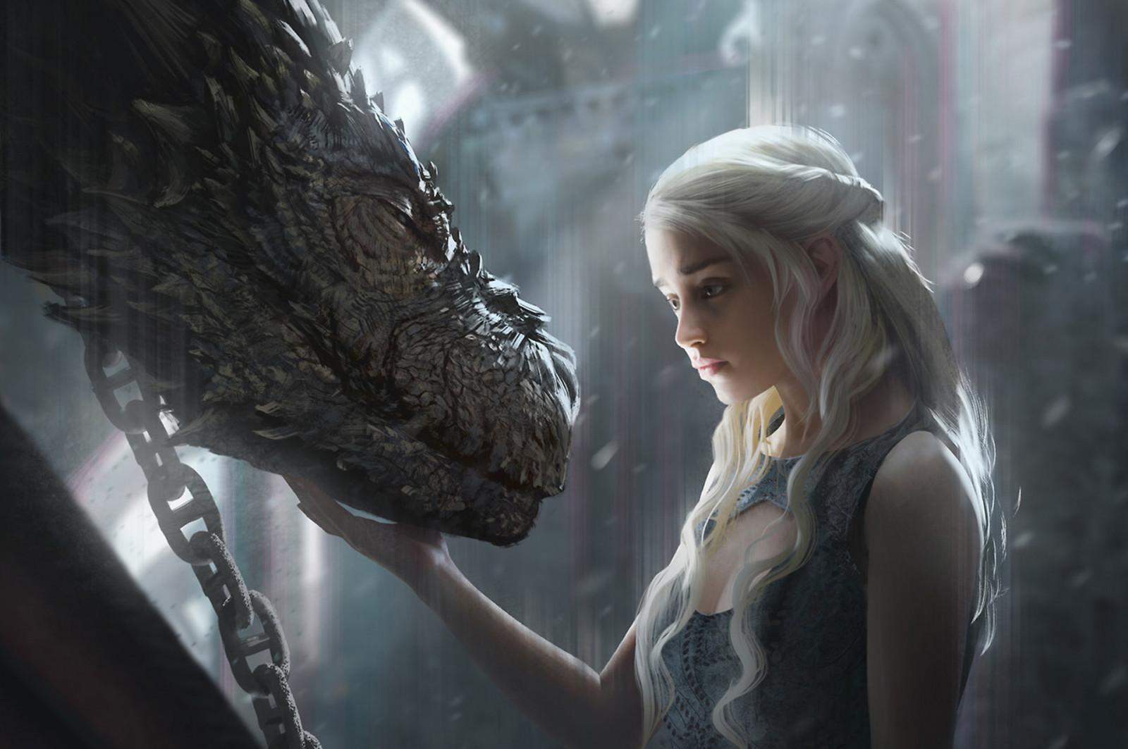ゲーム オブ スローンズ ドラゴン 命令