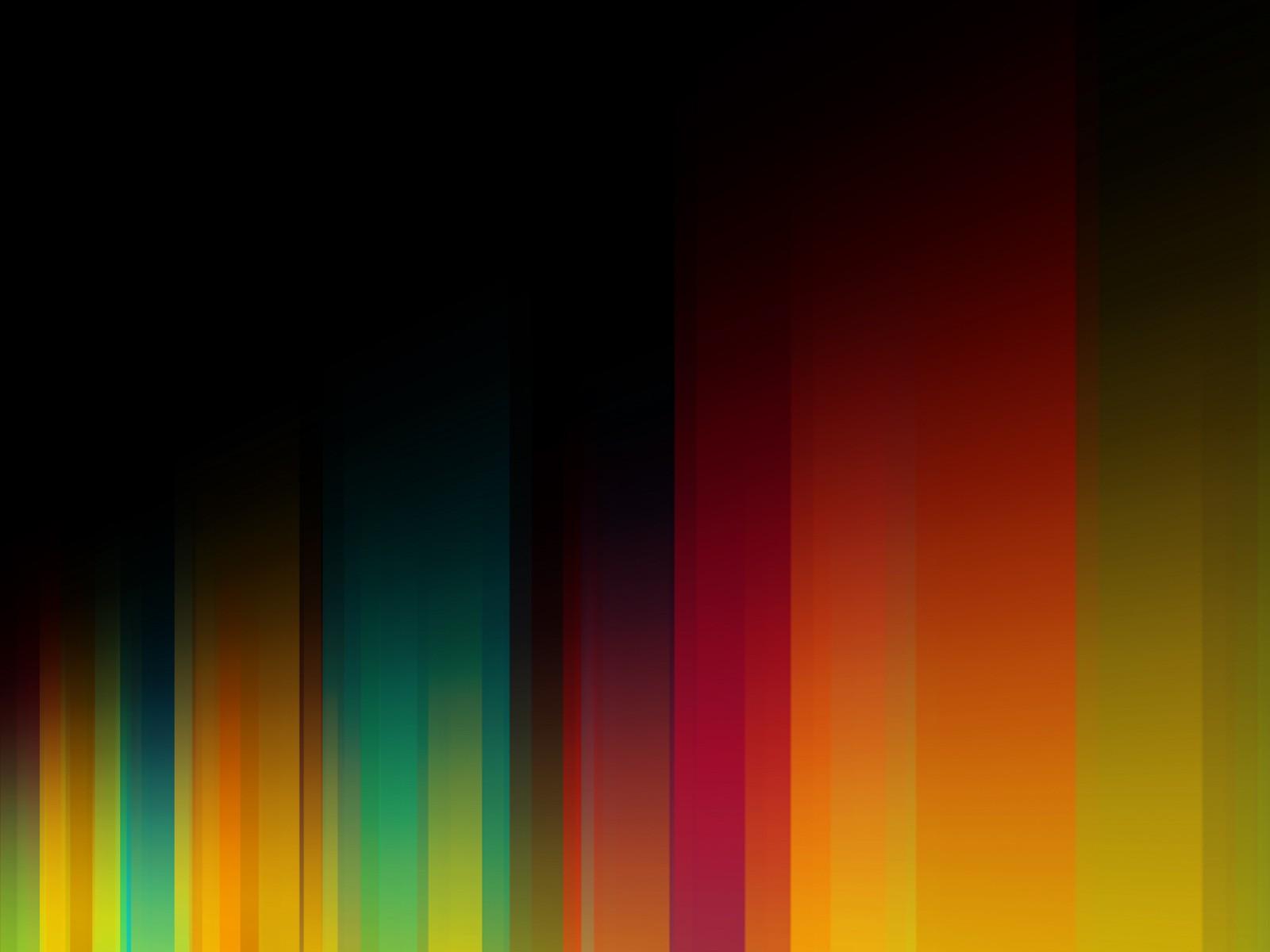Wallpaper Sinar Matahari Abstrak Minimalis Hijau