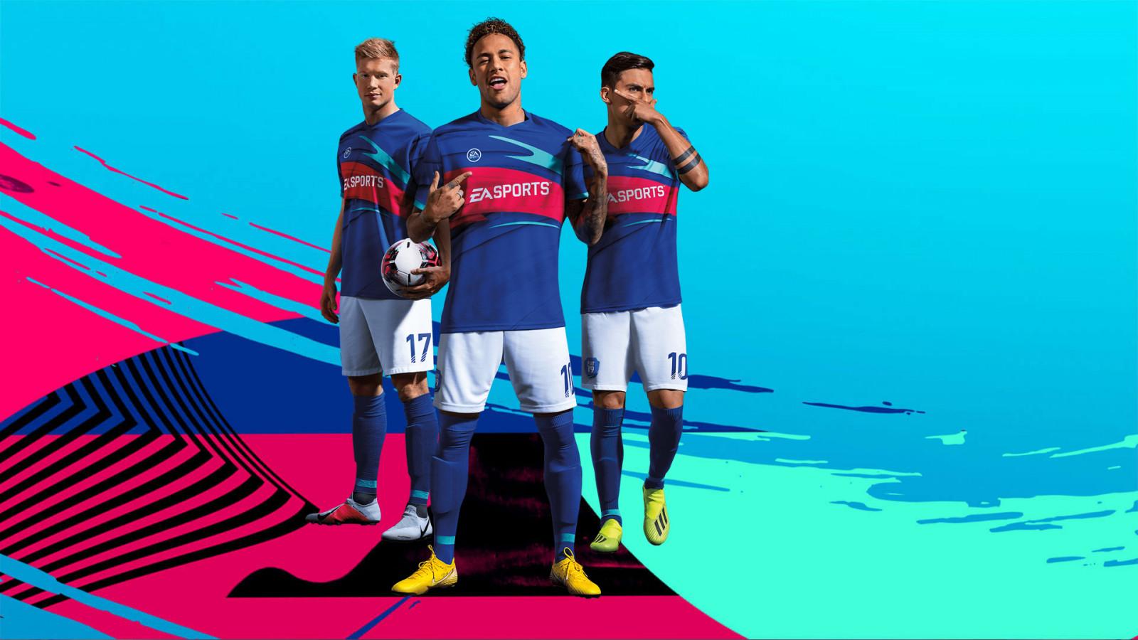 Wallpaper : FIFA Online 4, Neymar, Kevin De Bruyne, Paulo