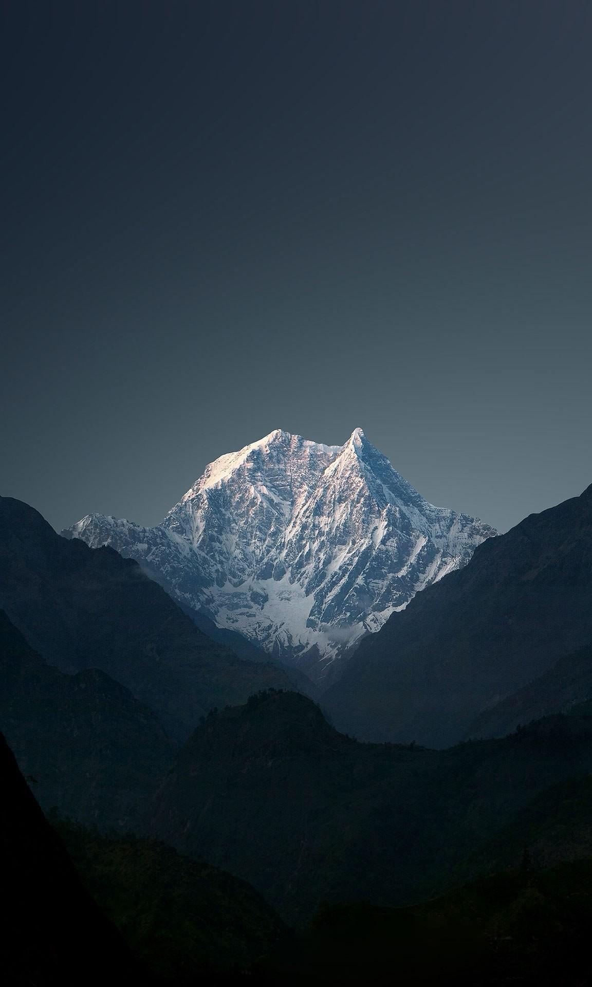 Sfondi Luce Del Sole Montagne Collina Natura Minimalismo