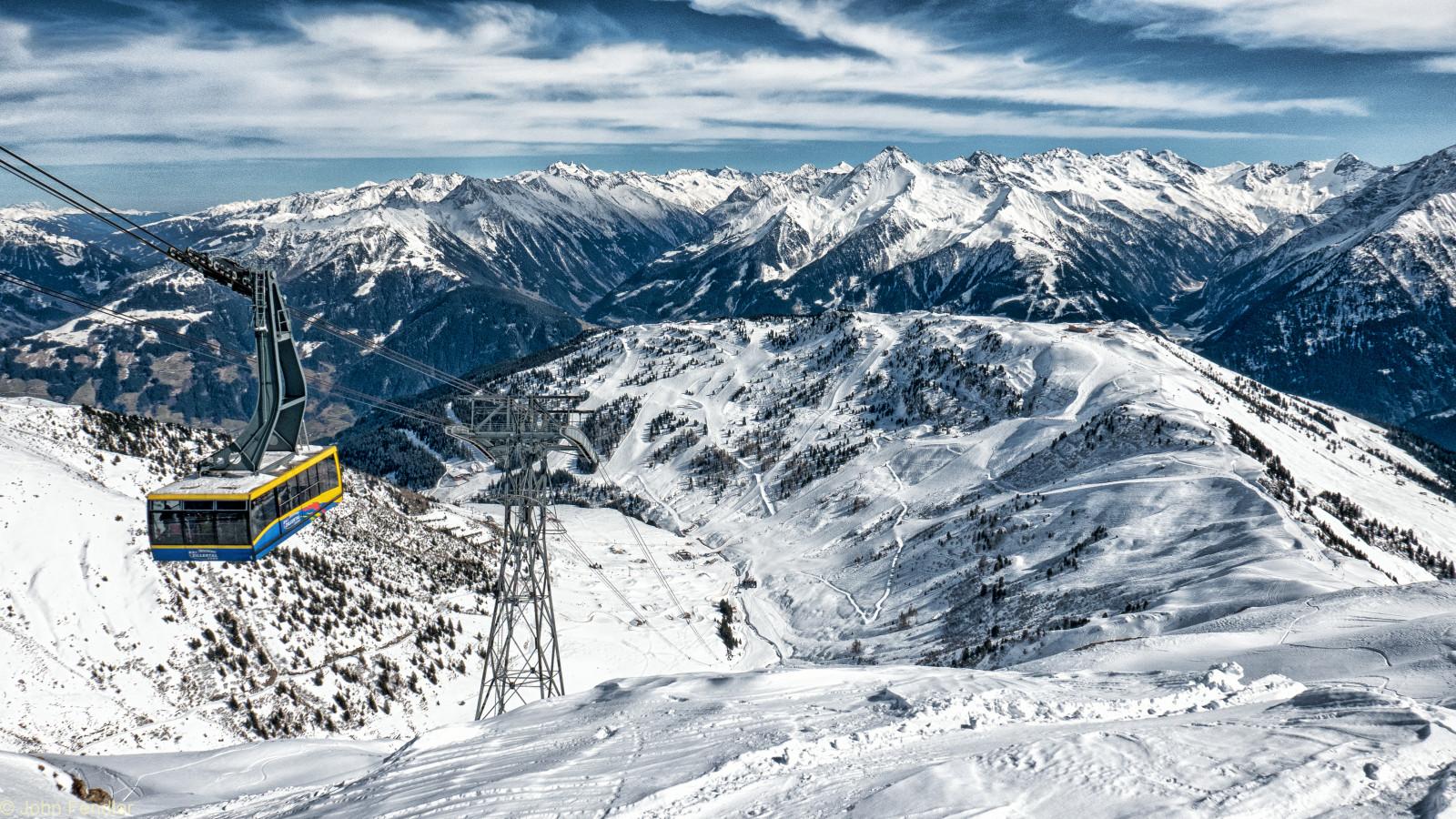 Tirol Schnee