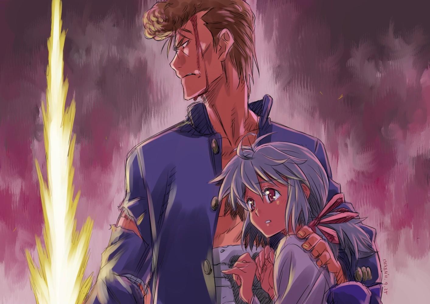 Wallpaper Illustration Anime Yu Yu Hakusho Screenshot