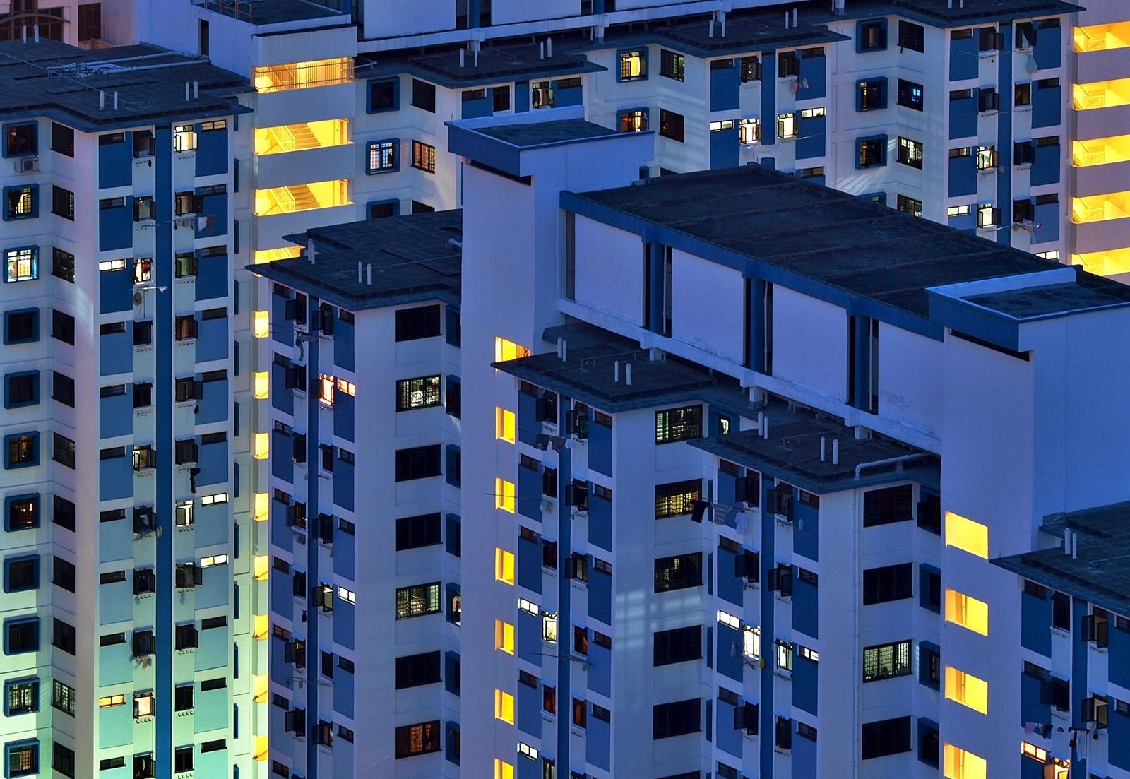 Картинки с высотными домами