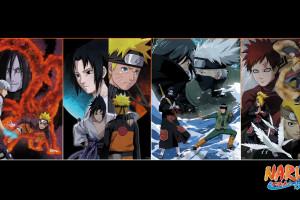 Wallpaper Naruto Uchiha Sasuke Naruto Shippuuden Kyuubi