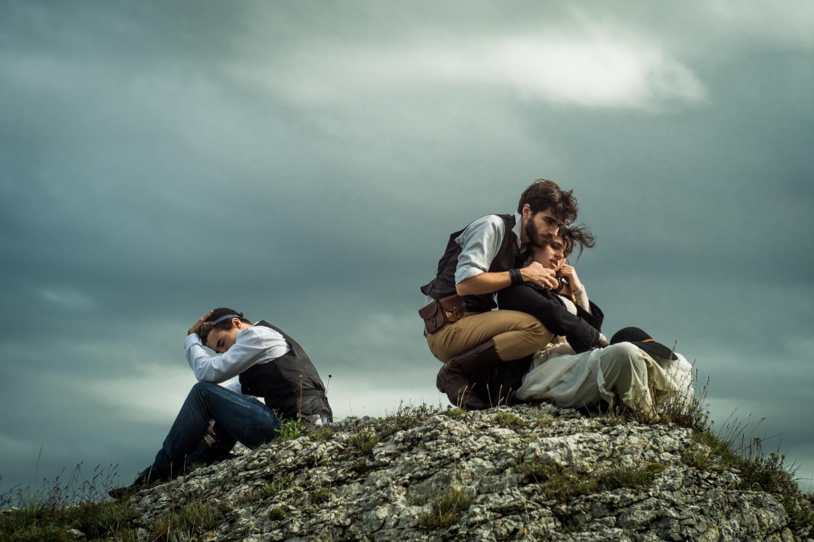 Wallpaper : Men, Women, Love, Emotion, Walking, Mountain