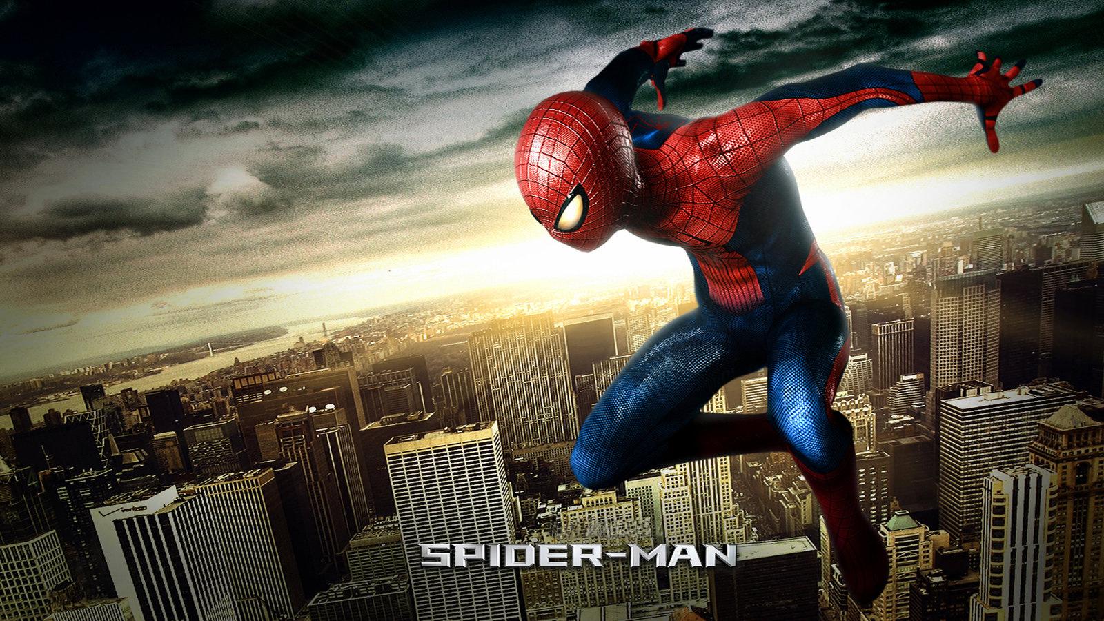 Most Inspiring Wallpaper Minecraft Superhero - Spider_Man_movies-259425  Snapshot_705370.jpg!d