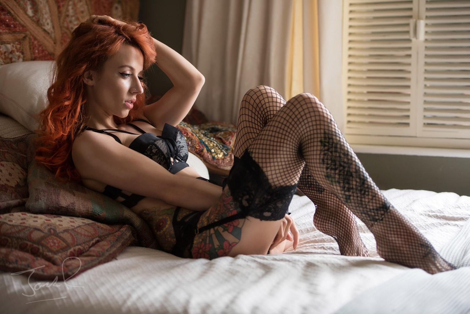 Beautiful woman erotic sex
