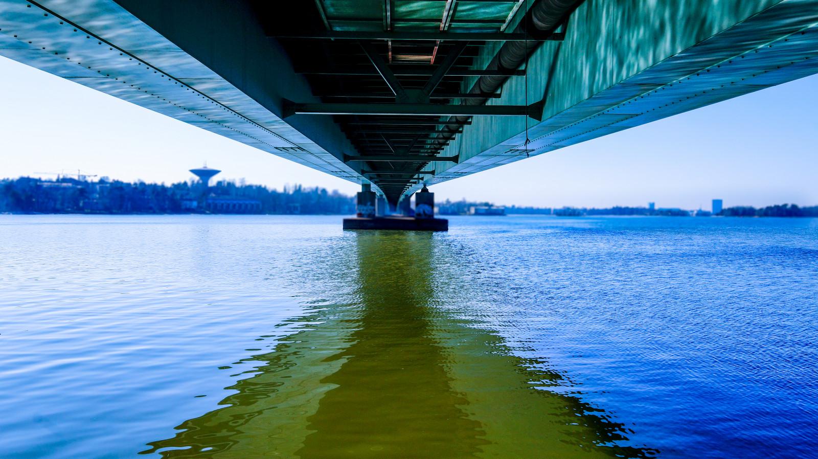 Картинки водные мосты