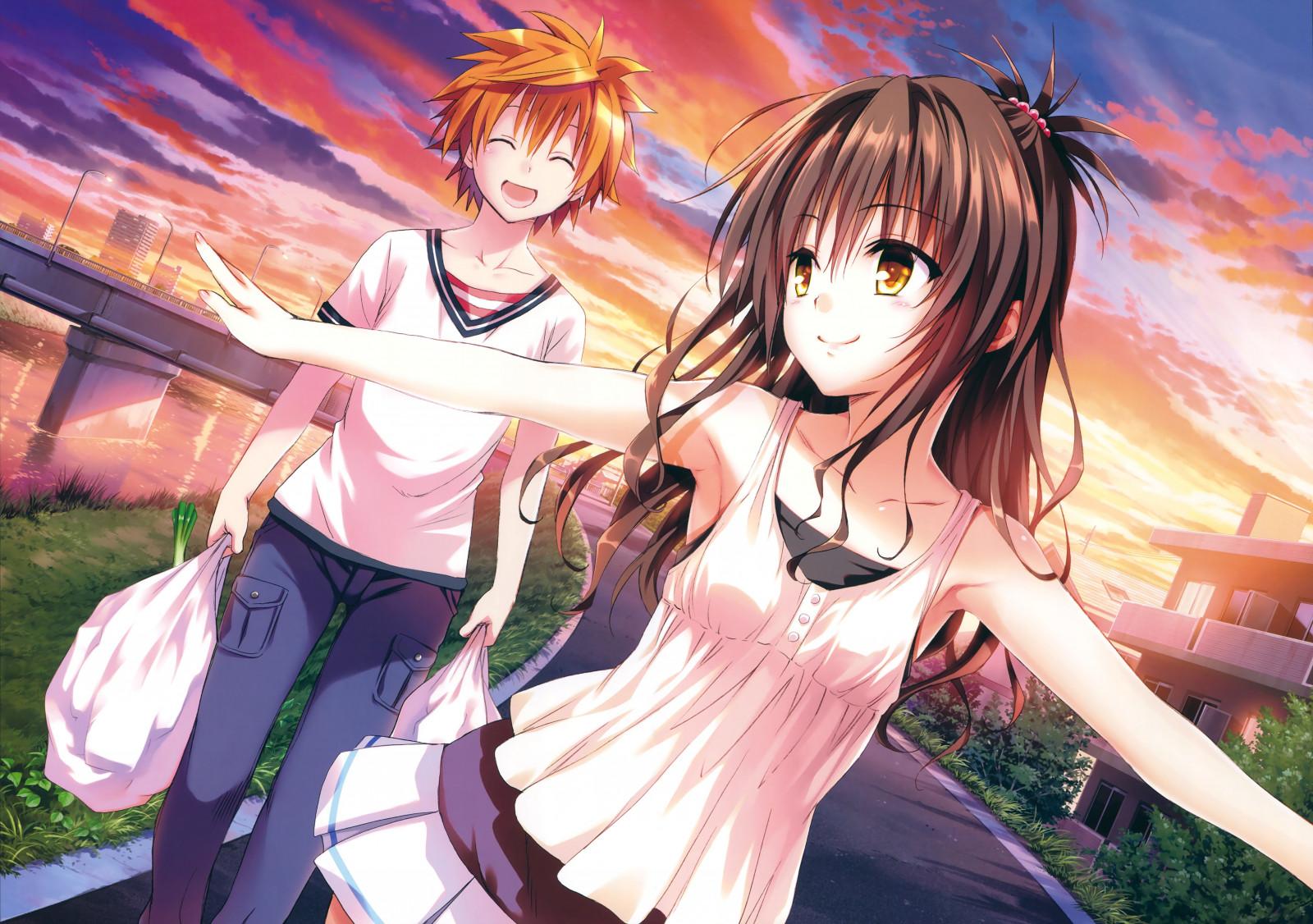 Персонажи, аниме картинки для любимой девушки