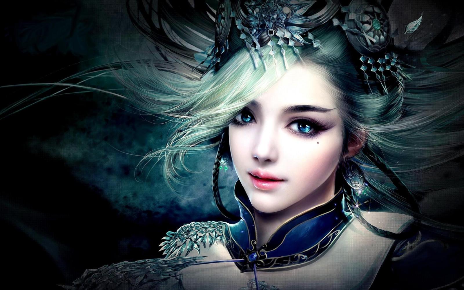 Fantasy pics of girls — 12