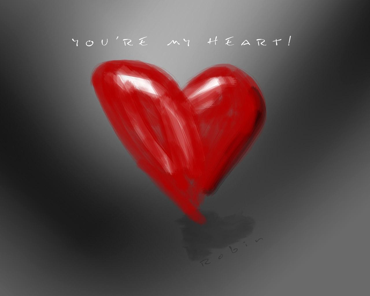 Hintergrundbilder : Zeichnung, Liebe, Herz, rot, Mund, Valentinstag ...
