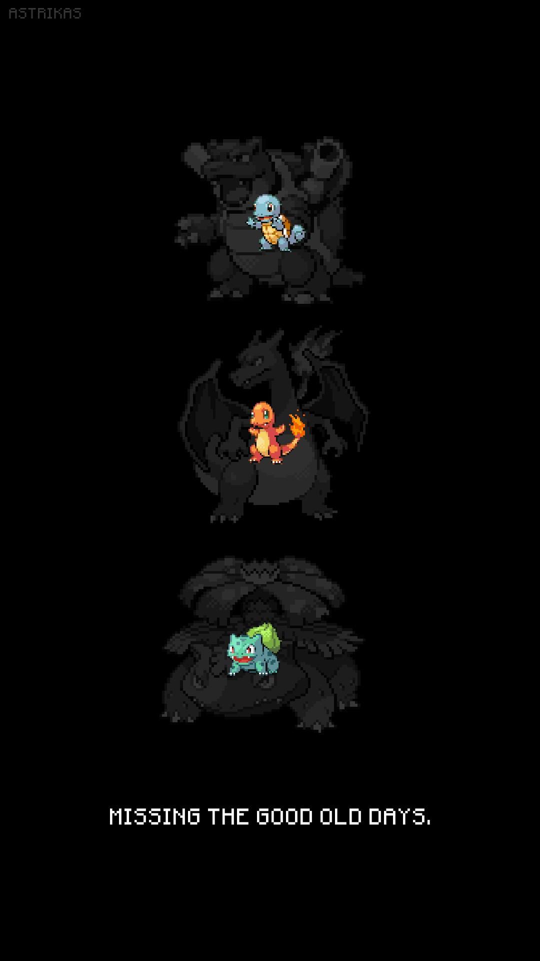1080x1920 Px Bulbasaur Charizard Charmander IPhone Pokemon