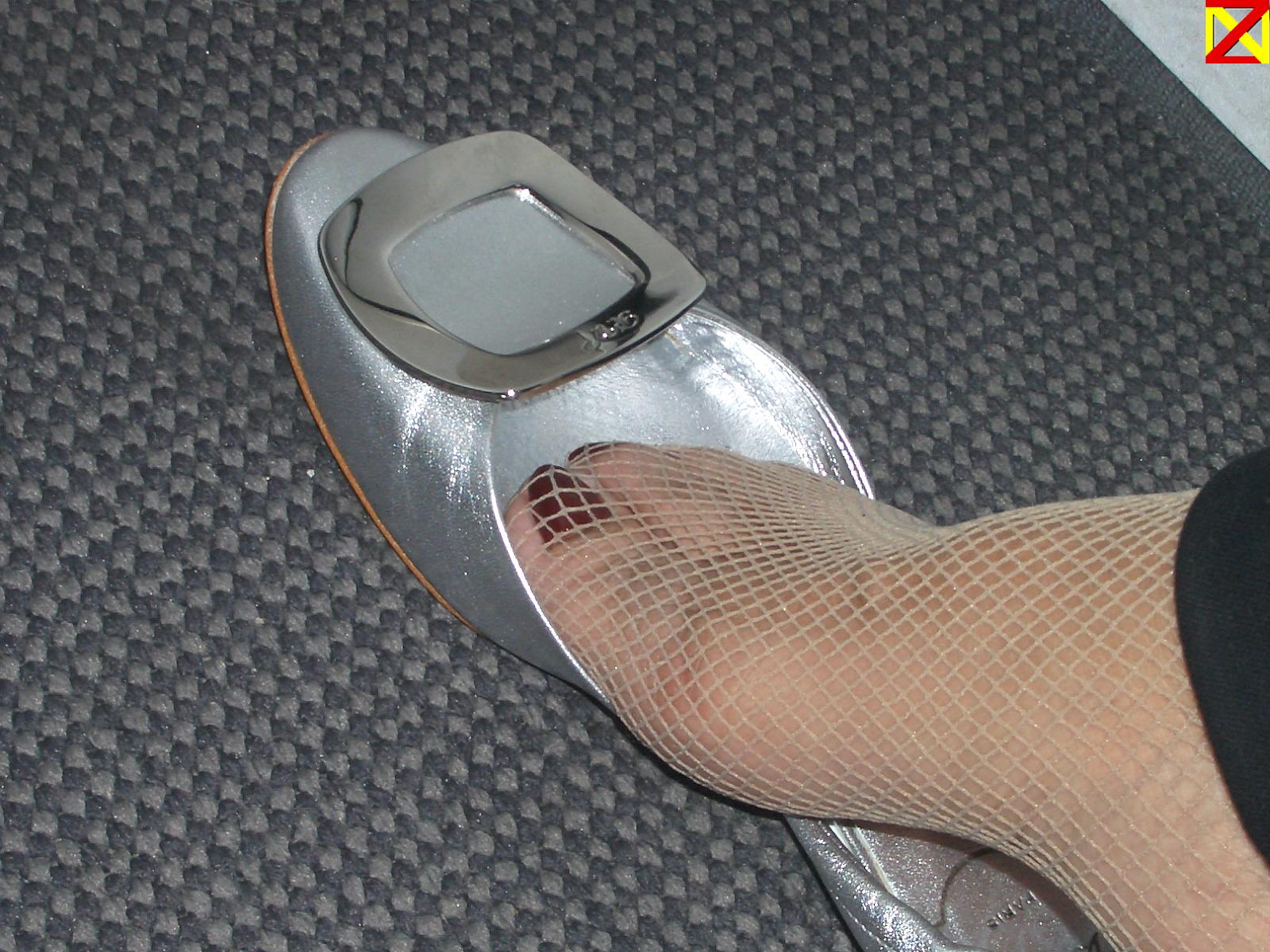 Fondos De Pantalla Ballet Espana Mujer Sexy Pies Medias Nina Plata Mujer Espana Bailarina Zapatos Dedo Del Pie Ametralladora Polaco Red De Pesca Manguera Pisos Pantalones Espanol Plata Tartas Mezclilla Pedicure