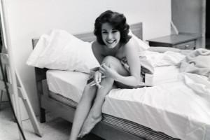 Girls thigh high stockings