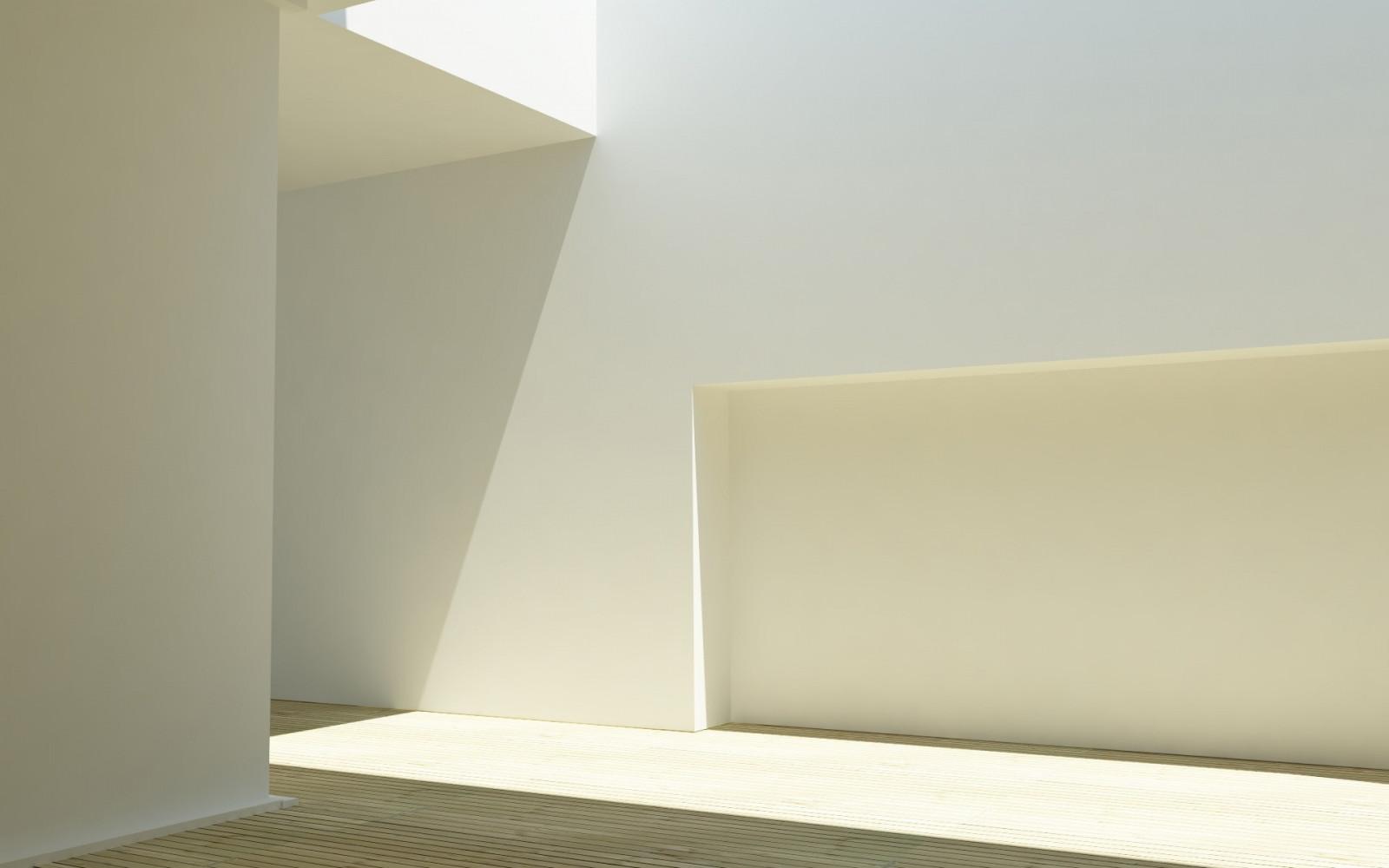 Fond D Cran Lumi Re Du Soleil Blanc Minimalisme Chambre Mur  # Image Meubles En Platre