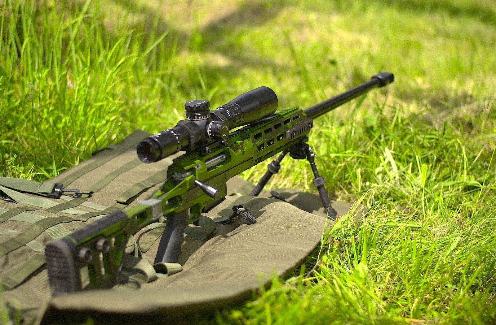 картинки снайперских винтовок