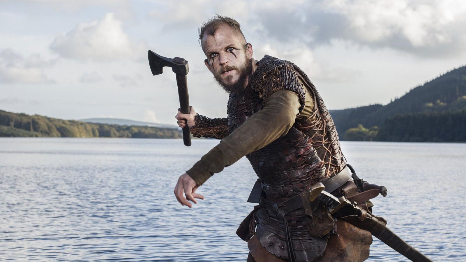 Fond d'écran : eau, séries télévisées, Série TV Vikings, Floki, amusement, des loisirs ...