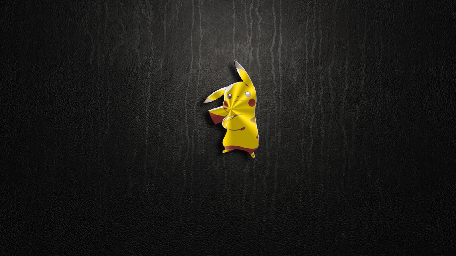 Fond d'écran : blanc, noir, logo, jaune, Pok mon, Pikachu ...