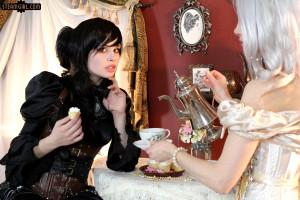 Wallpaper steampunk clothing steam girl kato lambert - Steamgirl download ...