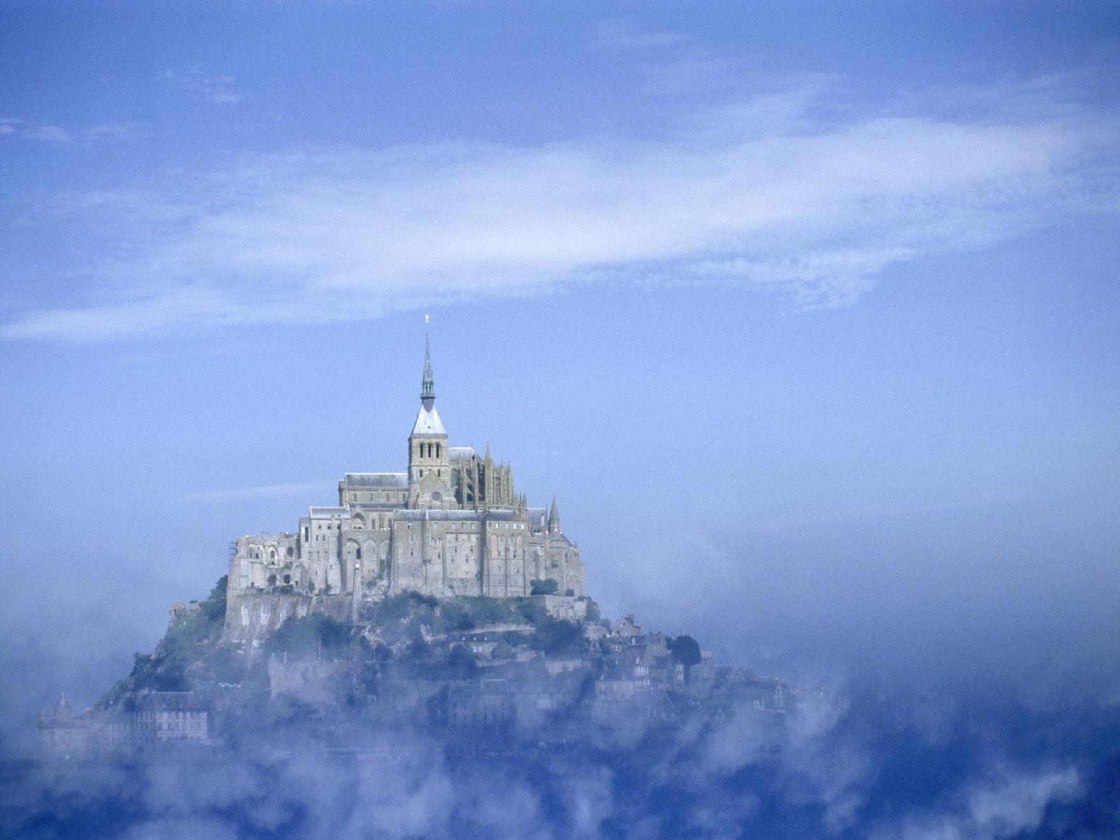 fond d 233 cran r 233 flexion ciel mont michel neige hiver ch 226 teau la tour horizon