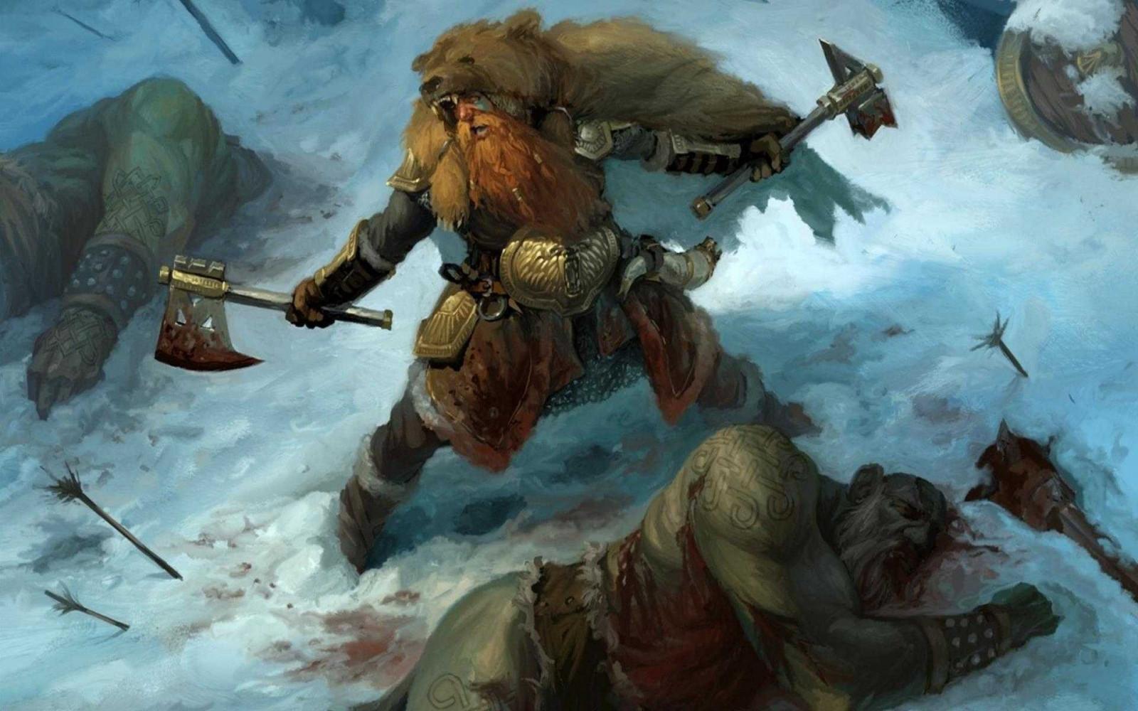 Воины севера картинки