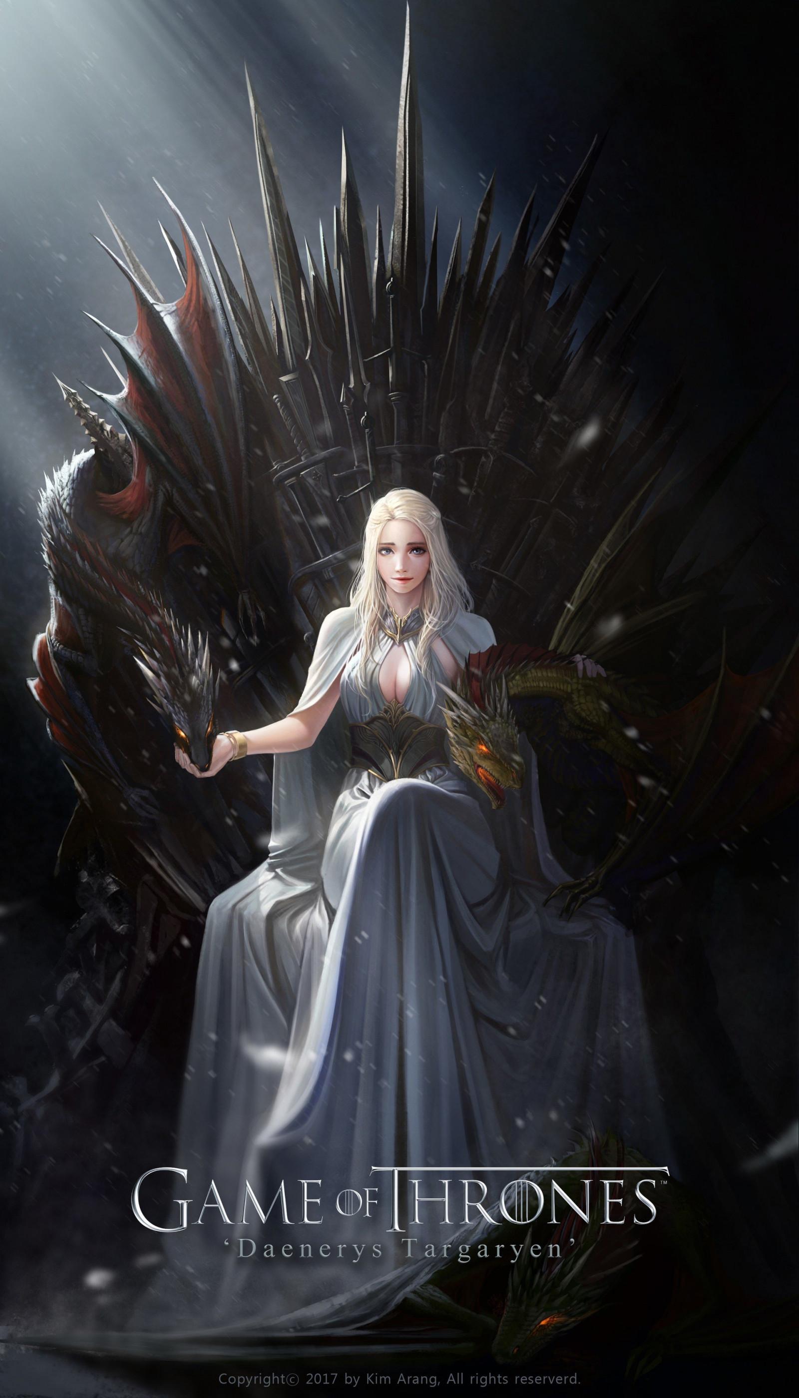 Fondos De Pantalla 1920x3360 Px Daenerys Targaryen
