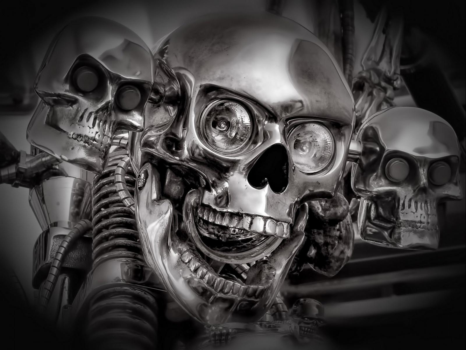 картинки классных черепов нас