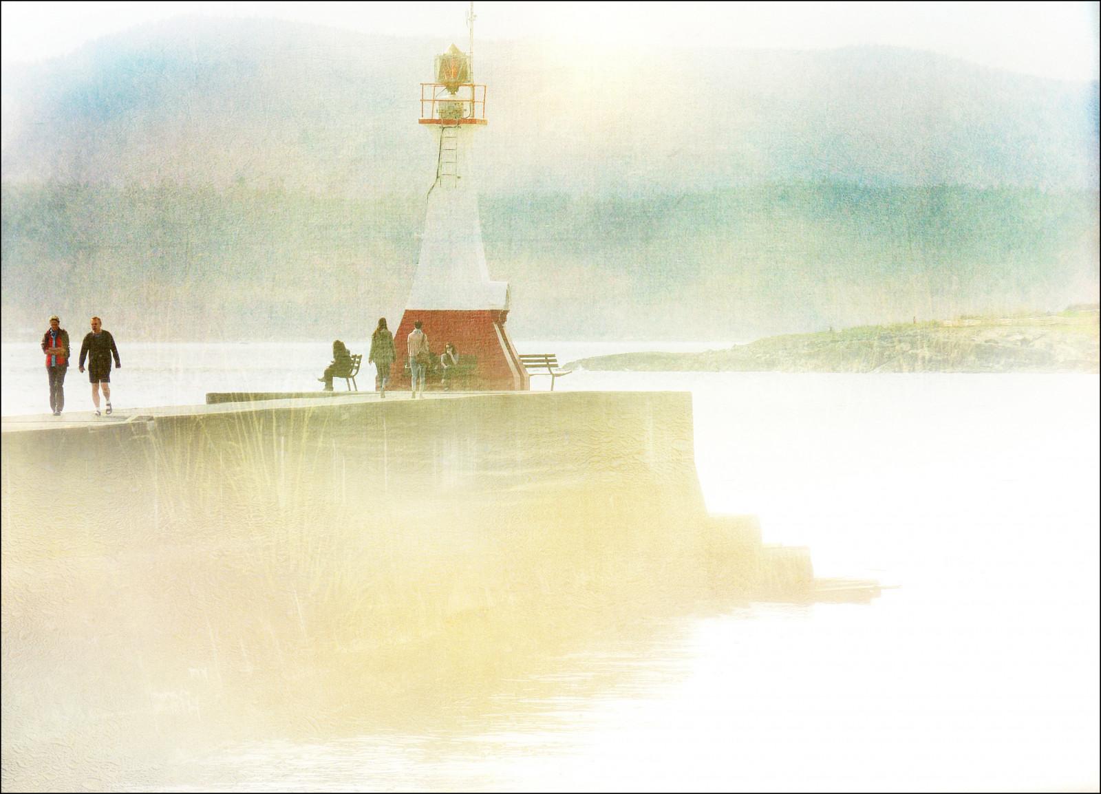 Masaustu Manzara Boyama Deniz Su Gokyuzu Sakin Deniz