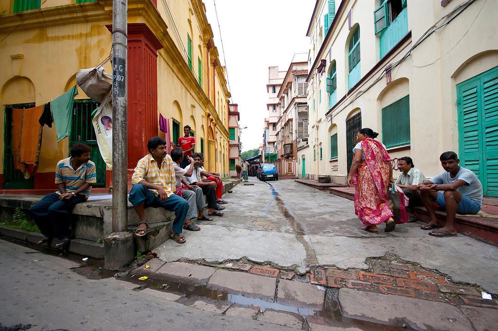 Резултат с изображение за град Калкута в Индия.