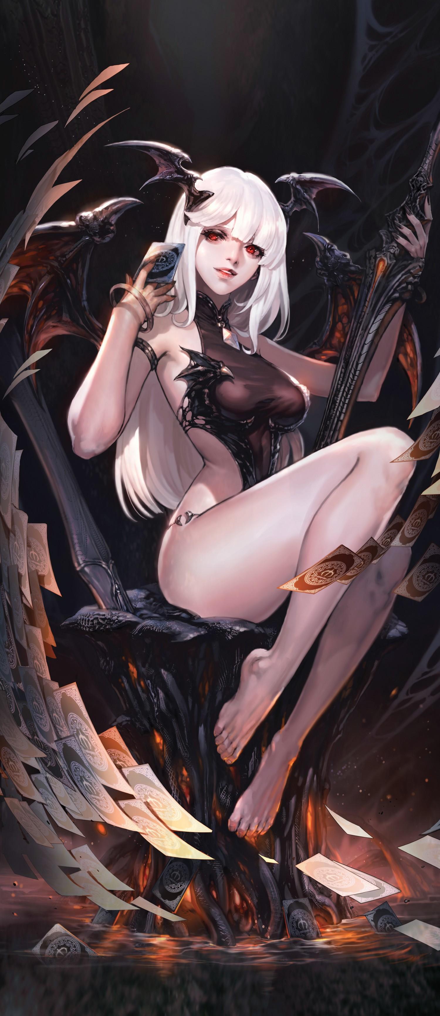 Succubus big ass fantasy art sex image