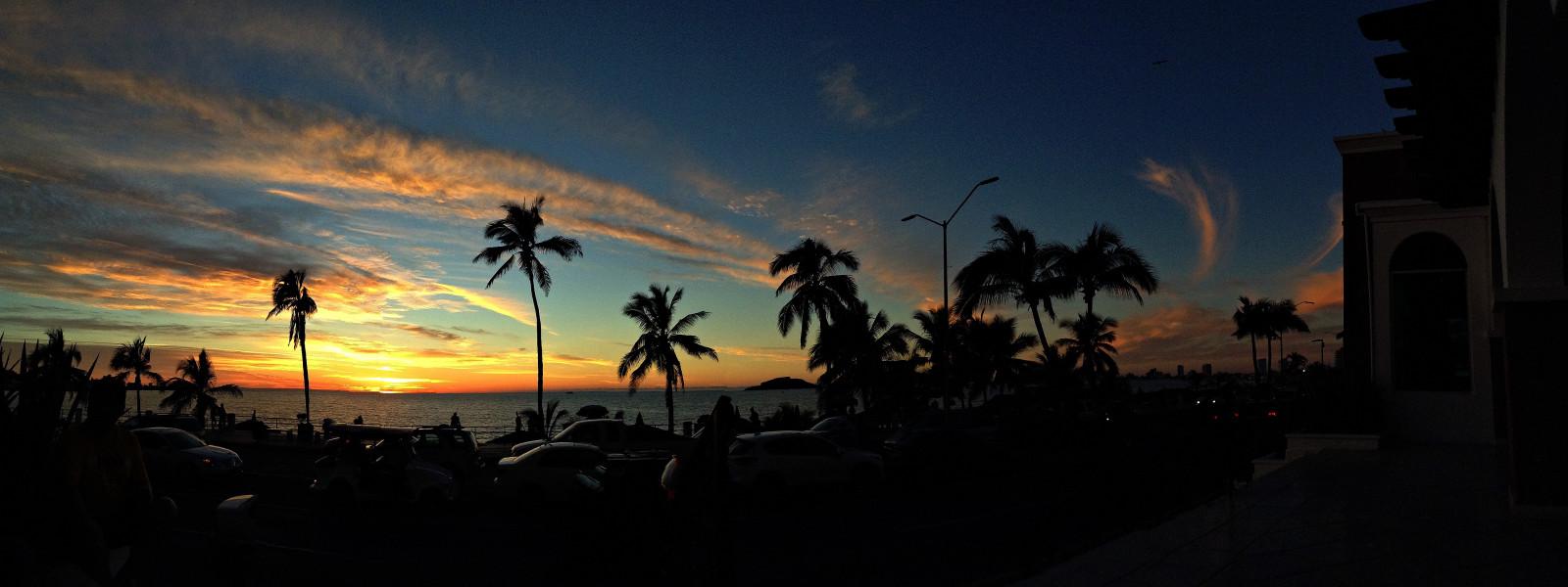 Wallpaper Ocean Sunset Sea Sky Color Cute Beach Nature