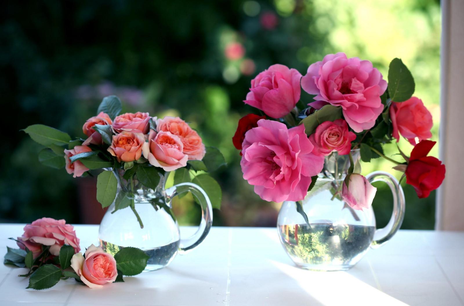 Красивые цветы фото букеты с добрым утром