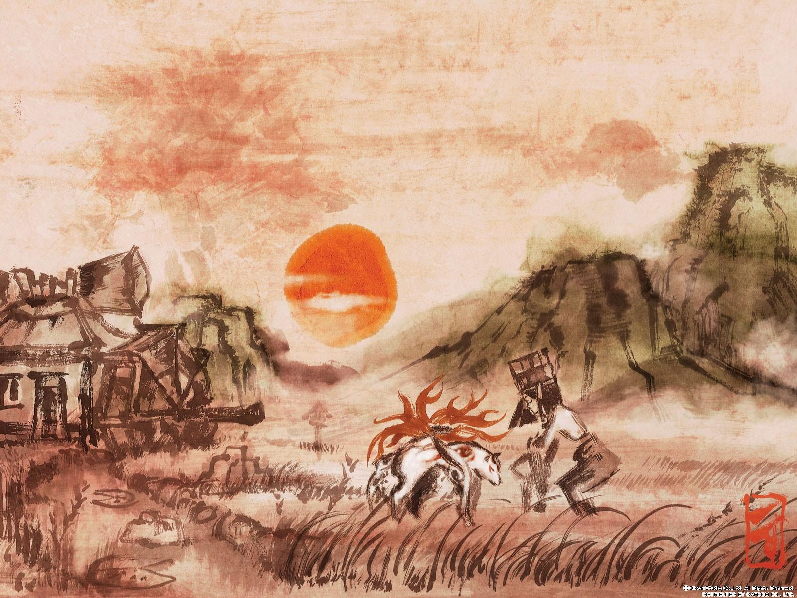 Masaustu Cizim Boyama Illustrasyon Video Oyunlari Resim