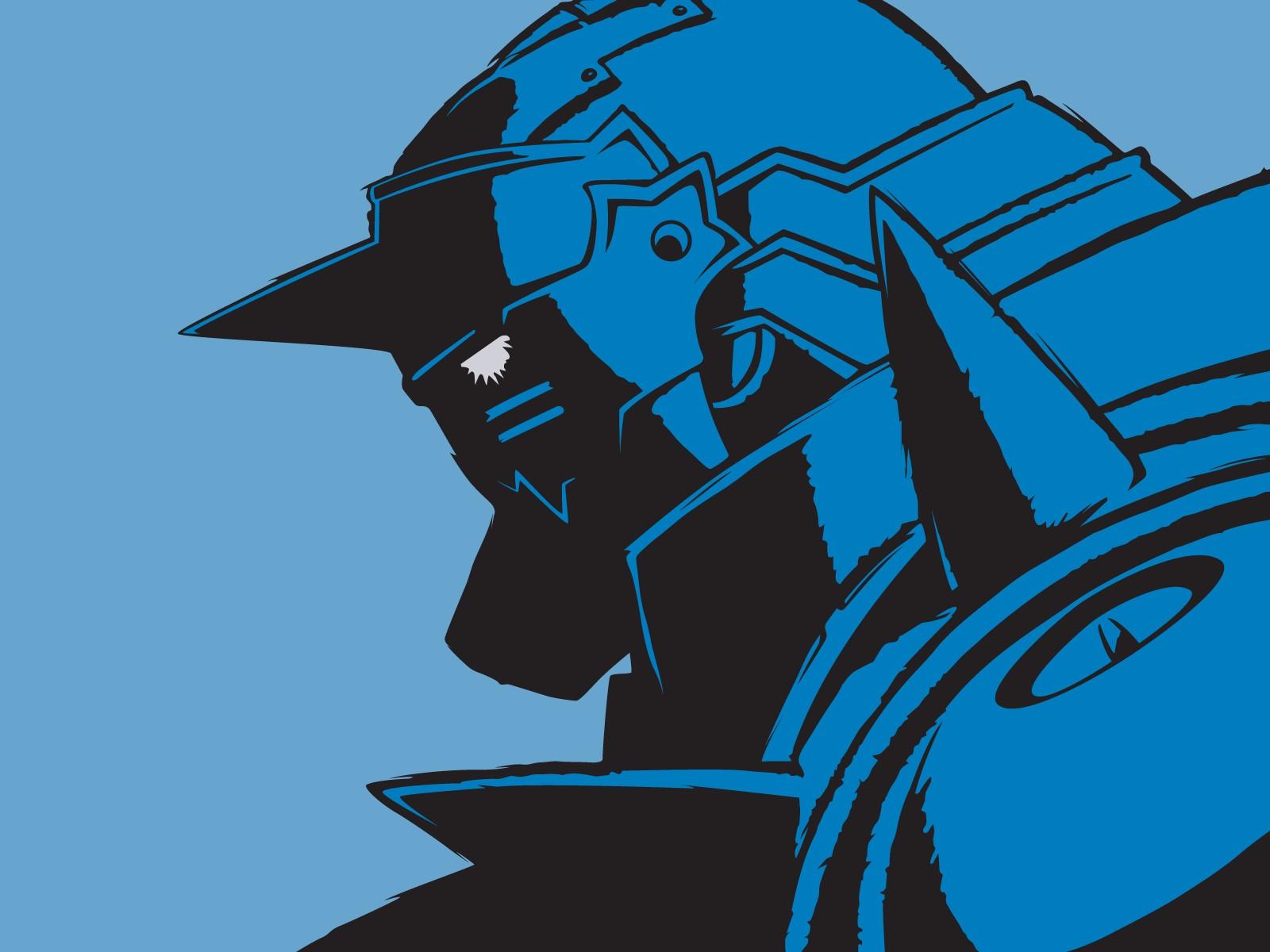 Drawing Illustration Minimalism Cartoon Armor Full Metal Alchemist Elric Alphonse ART Sketch