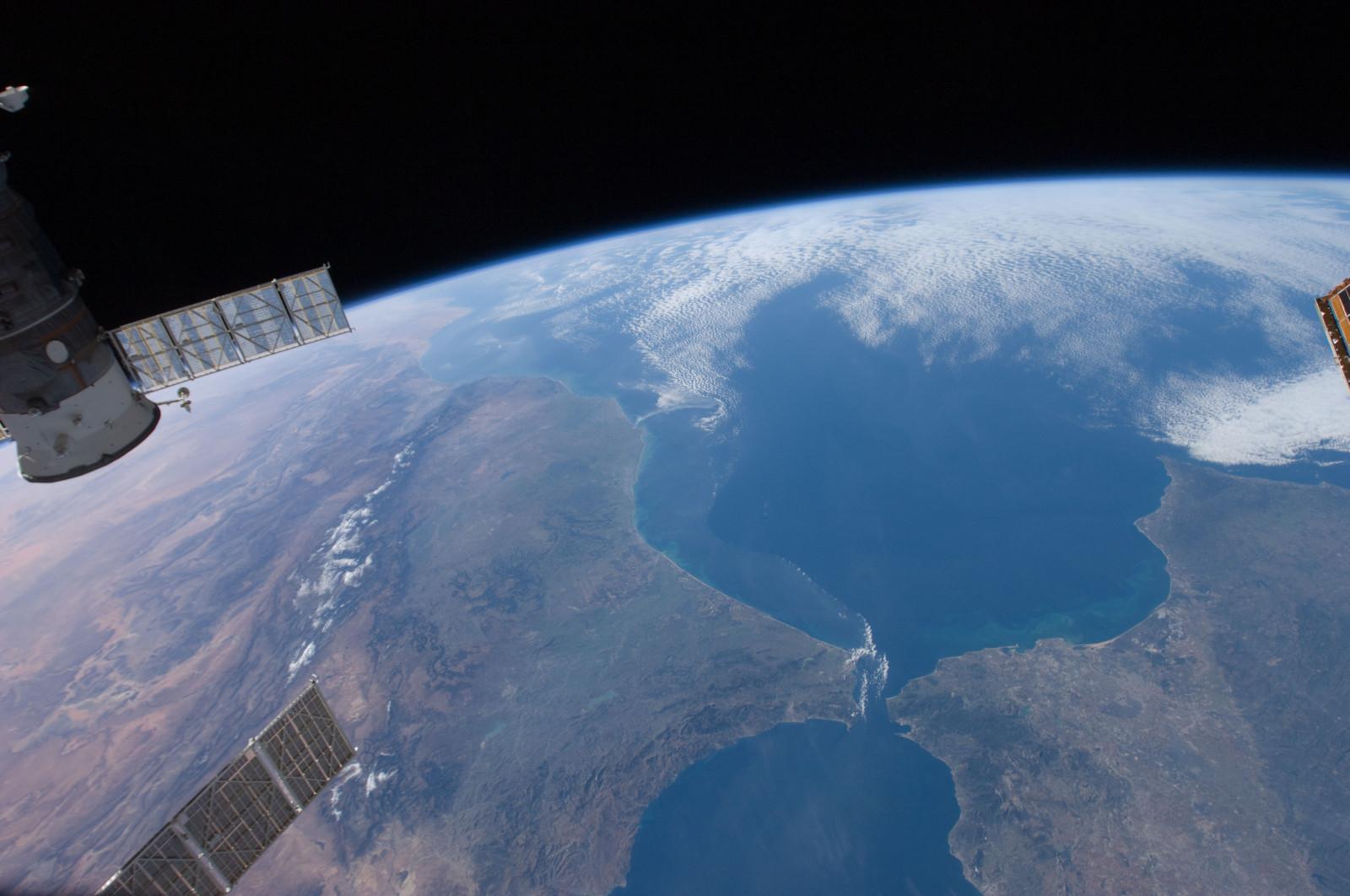 Спутниковая картинка в реальном времени