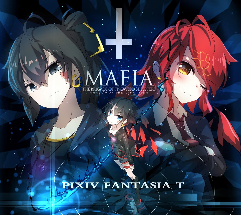 Wallpaper Anime Girls Artwork Mafia Screenshot Mangaka 1500x1339 Criseva01 58574 Hd Wallpapers Wallhere