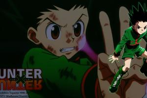 Wallpaper Illustration Anime Cartoon Hunter X Hunter Gon Freecss Screenshot 1920x1080 Kejsirajbek 12237 Hd Wallpapers Wallhere