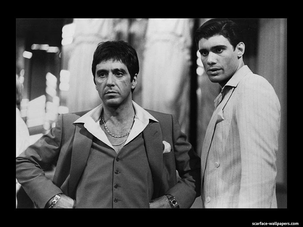Wallpaper Movies Gentleman Al Pacino Scarface Tony