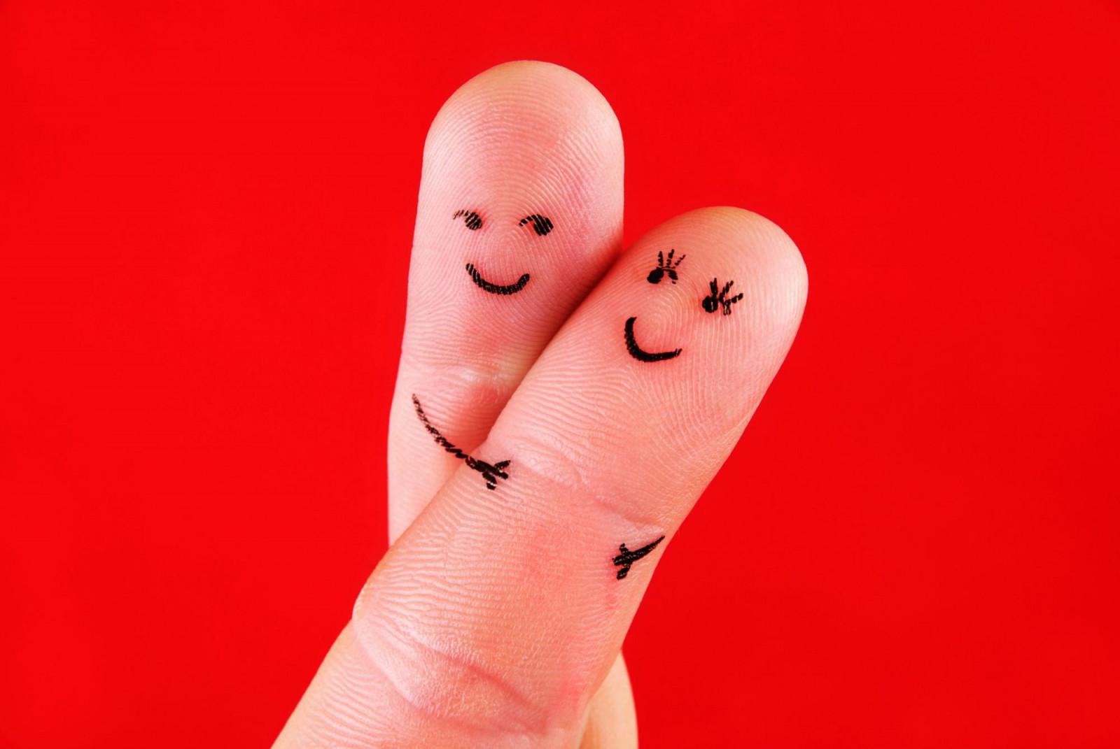 Анимашки картинки, картинки палец прикол