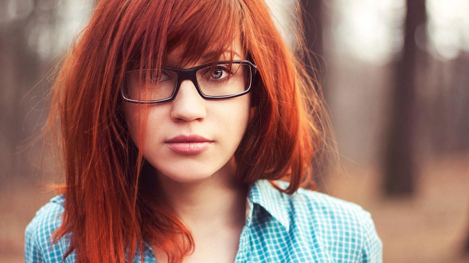Frauen rote haare farben