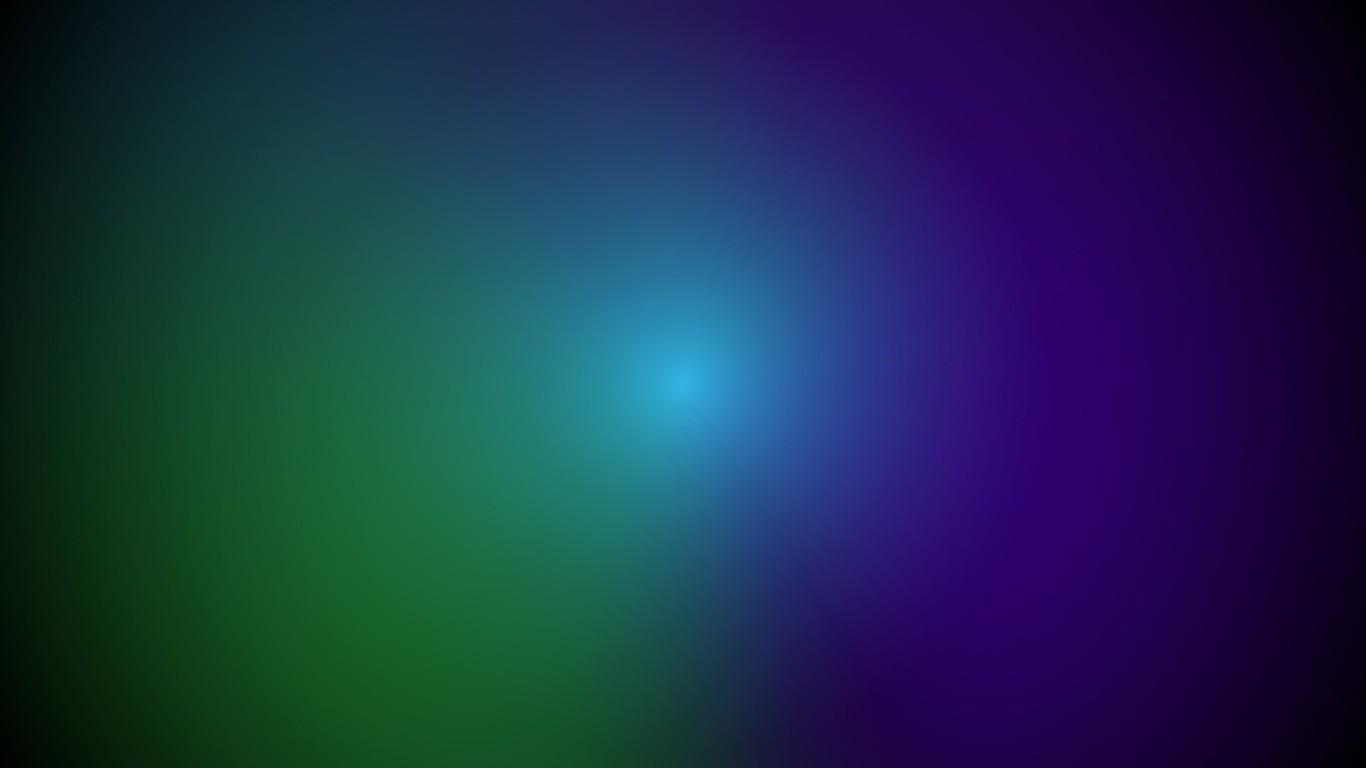 Sfondi Sfondo Semplice Verde Blu Cerchio Lens Flare Leggero