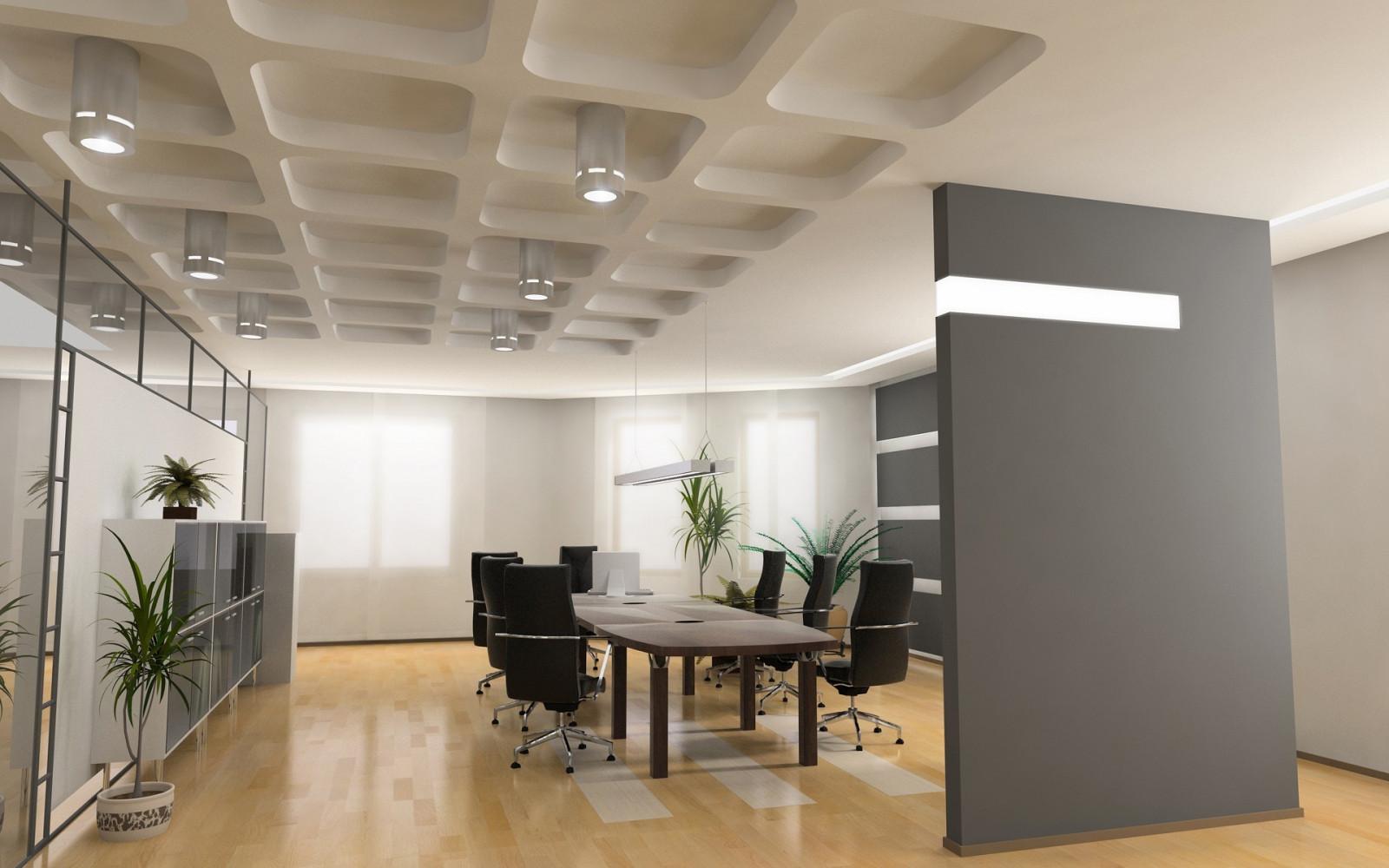 Sfondi luce del sole camera piante tavolo sedia for Interior design ufficio