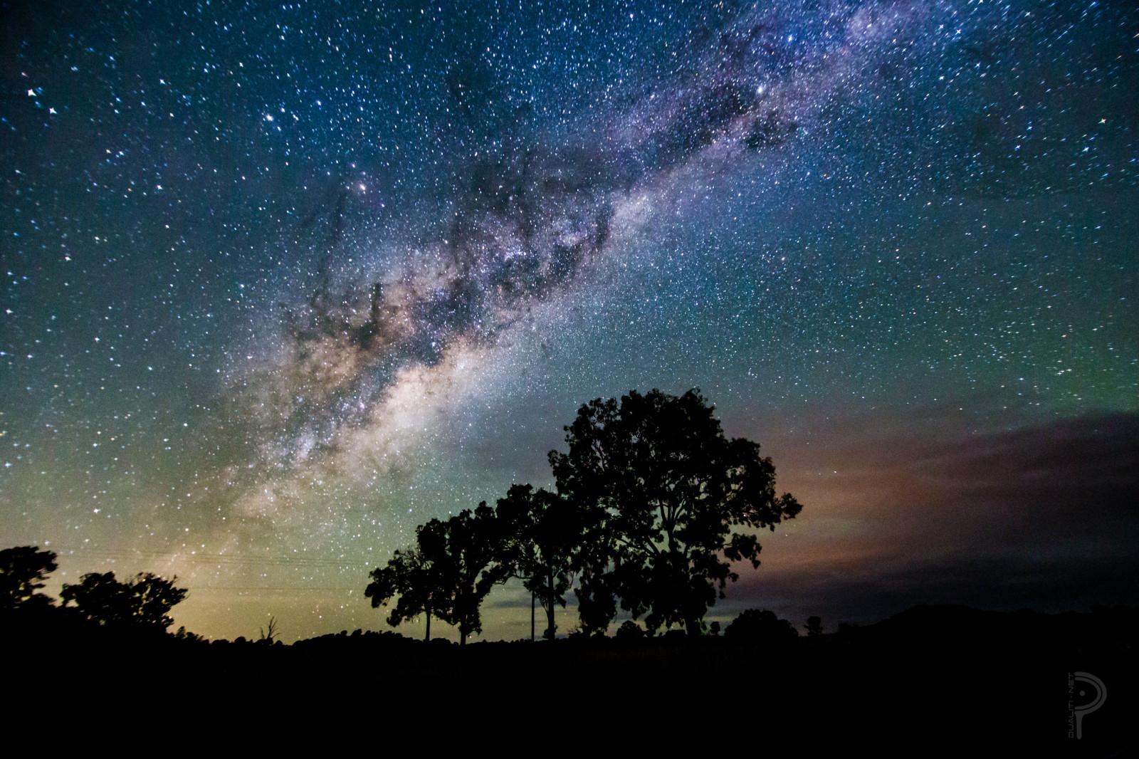 последняя австралия млечный путь фото отдельная категория